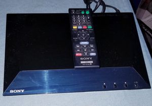 Sony Blu ray DVD Player in Excellent working condition for Sale in Monterey Park, CA