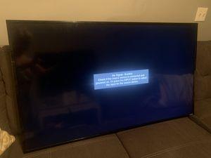 50 inch Vizio Smart TV for Sale in Gilbert, AZ