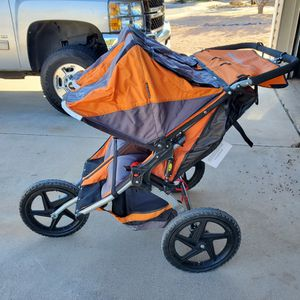 New with tag never used BOB Double jogging stroller. Perfect condition for Sale in Tempe, AZ