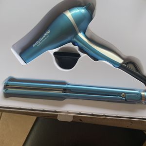 Babybliss Hair Dryer And Straightener for Sale in South Gate, CA