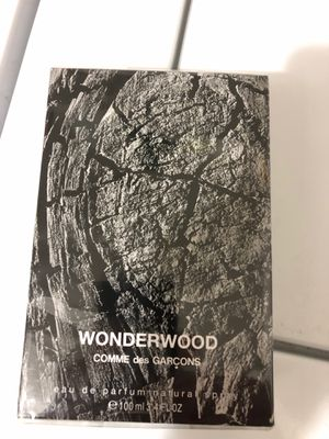Wonderwood Comme des Garcons eau de parfum - sealed box for Sale in Hayward, CA