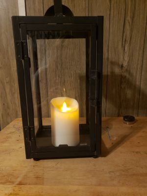 Wrought Iron Decorative Candle Holder for Sale in Nederland, TX