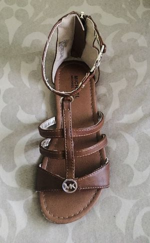 Michael Kors Kids Sandalls Size 13 for Sale in Leander, TX