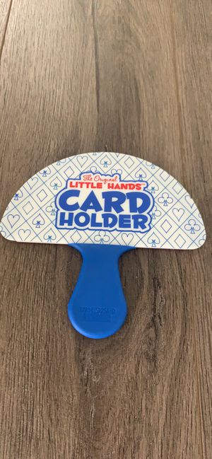 Little hand card holder for Sale in Parma, OH