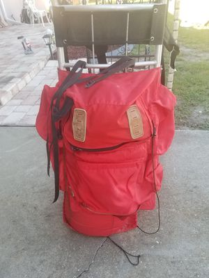CAMPING BACKPACK for Sale in Largo, FL