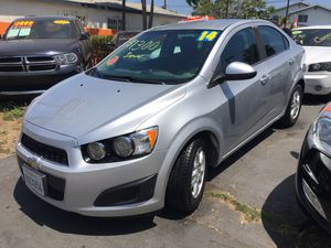 2014 CHEVROLET SONIC LT for Sale in Chula Vista, CA