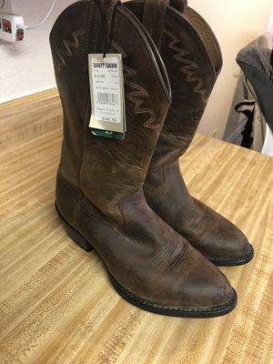 Boots from boot barn for Sale in Ontario, CA