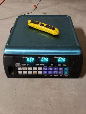 Hobart Ameri countertop scale for Sale in Fresno, CA