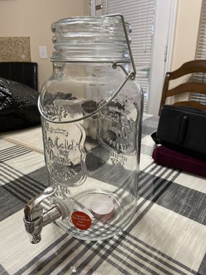 One gallon cocktail dispenser for Sale in Chesterfield, MO