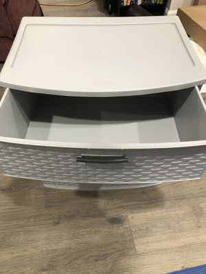 Plastic drawers for Sale in Southborough, MA