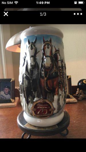 Bud wiser beer 🍺 mug $10 for Sale in Tulsa, OK