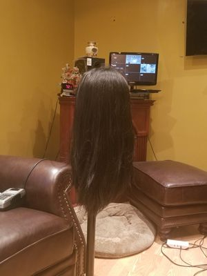 Synthetic lace wig buy 1 get 1 free for Sale in Brooklyn, NY
