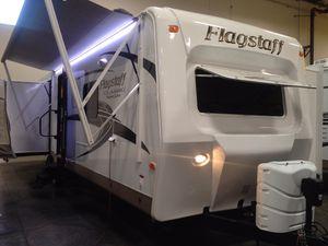2015 Flagstaff Forest River Super Lite Travel Trailer for Sale in Irvine, CA