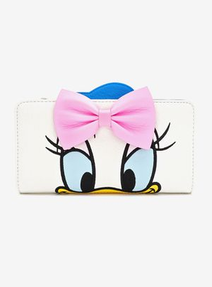 DISNEY LOUNGEFLY DONALD DUCK & DAISY DUCK WALLET for Sale in Montebello, CA