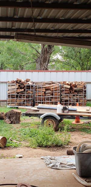 Mesquite firewood for sale. 250.00 for Sale in Bronte, TX