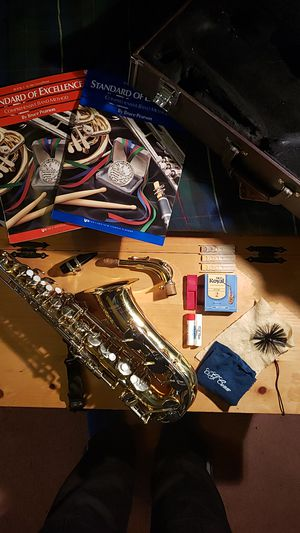 Saxophone (Yamaha Yas-23) for Sale for sale  Tolland, CT