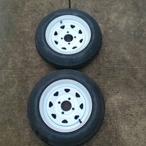 Trailer tire for Sale in Portland, OR