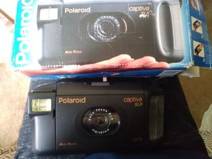 Polaroid Captiva SLR for Sale in Columbus, OH