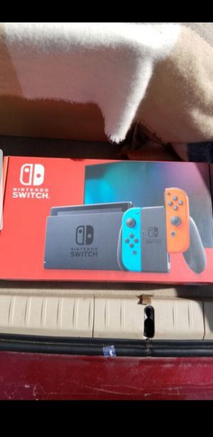 Like New Nintendo Switch V2 for Sale in Issaquah, WA