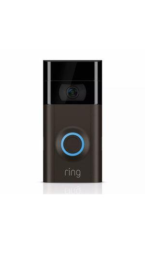 Ring video door bells 2 for Sale in West Orange, NJ