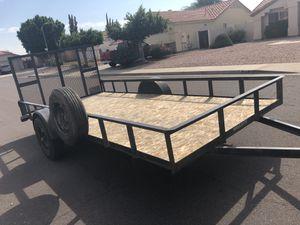Utility trailer 6'4 x 14' for Sale in Phoenix, AZ
