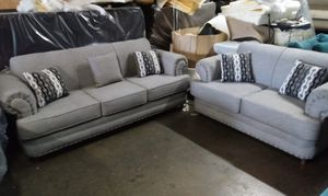 $850 brand new two pieces sofa set for Sale in Anaheim, CA