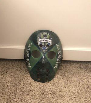 Foamheads MLS Seattle Sounders FC Warface Mask for Sale in Mill Creek, WA