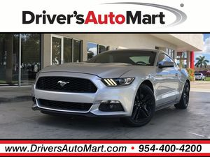 2016 Ford Mustang for Sale in Davie, FL