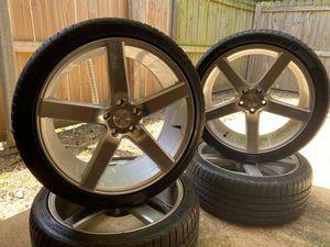 20 in rims for Sale in Longview, TX