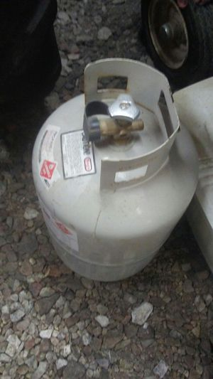 Two 40lb. Manchester propane tanks. for Sale in Holt, MO