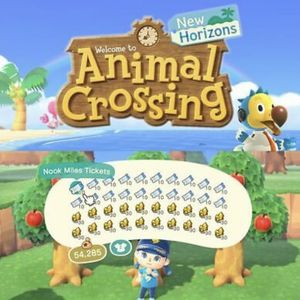 Nintendo Switch Animal Crossing Items Bells And NMT (6m Bells And 200 NMT For $5) for Sale in San Jose, CA
