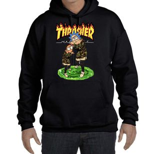 Thrasher t shirt or hoodie many color available $10 or 3 for 25 . Limited offer for Sale in Los Angeles, CA