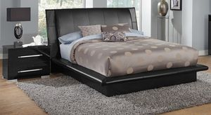 Queen platform bedroom set for Sale in Baltimore, MD