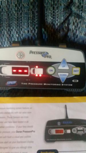 Doran Pressure Pro wheel monitoring SYSTEM for Sale in New Bedford, MA