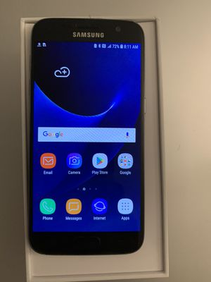 Samsung Galaxy S7 32GB ANY CARRIER for Sale in San Diego, CA