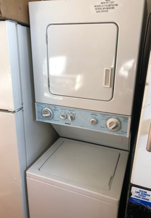 Kenmore stackable washer and gas dryer for Sale in San Jose, CA