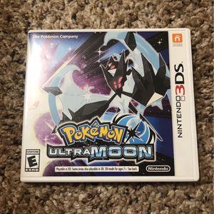 Pokémon Ultra Moon for Sale in Fresno, CA