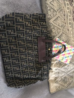 Fendi Tote or shoppers bag for Sale in Hawthorne, CA