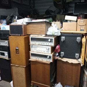 Vintage Electronics & Stereo Equipment for Sale in Westminster, CA
