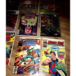 Random lot of 18 comic books for Sale in Huntington Beach, CA