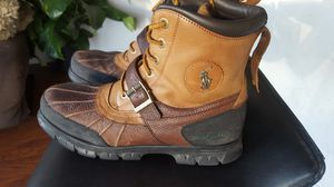 Polo Ralph Lauren Snow Boots 13 for Sale in Chicago, IL