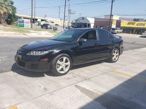 2008 Mazda 6 runs super good w Maintenance records for Sale in San Antonio, TX