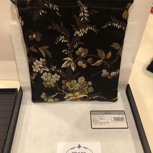 "Prada Bag Small Pouch Drawstring Shoe Bag Dust Bag ""Busta Con Laccio"" for Sale in Orlando, FL"