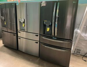 Electric or gas stove,Refrigerators,Washer,Dryer,Diswasher In Stock S8B for Sale in San Antonio, TX