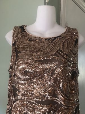 🦃👻 $46 BRAND NEW Sz M GALA DRESS for Sale in Rialto, CA