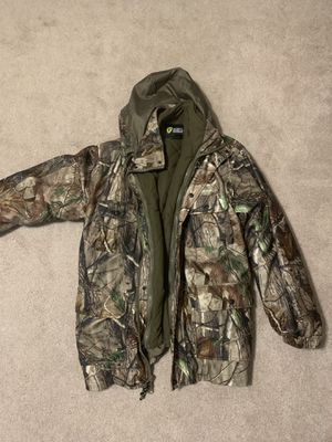 Scent Shield / Real Tree / Rain Blocker Overalls + Jacket - Large for Sale in Chantilly, VA