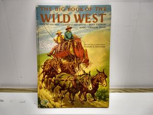 The Big Book of the Wild West for Sale in Pottstown, PA