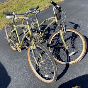 Pair Of His/Her bikes for Sale in Cape Coral, FL