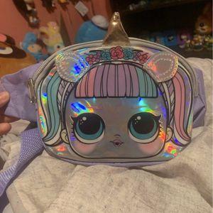 Lol Doll Unicorn Belt Bag for Sale in Midland, VA