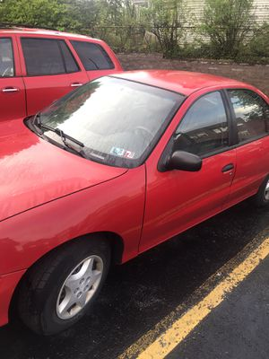 2001 Chevy cavalier for Sale in Penn Hills, PA